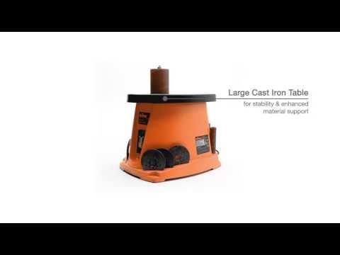 Triton Oscillating Spindle Sander TSPS450