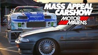 Mass Appeal MotorMavens Car Show & Gymkhana Grid at Irwindale Speedway » Cali Car Scene #12