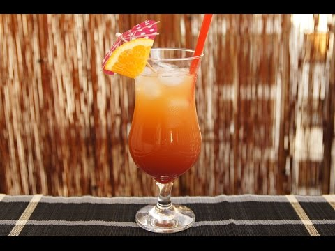 Sex on the beach – how to make the cocktail? (drink recipe)