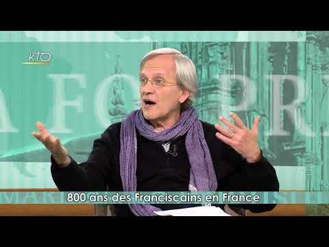 800 ans des Franciscains en France