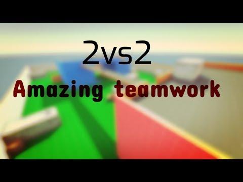 SKILLWARZ 2v2 | Amazing teamwork!