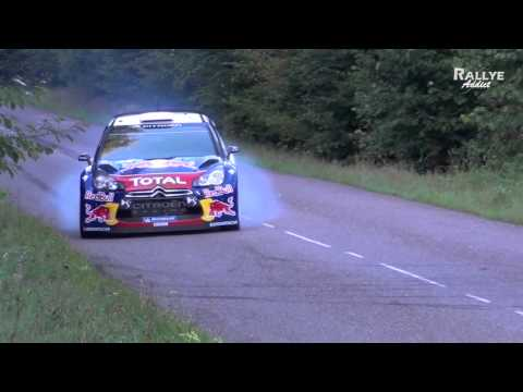 Citroën DS3 WRC on Test Days