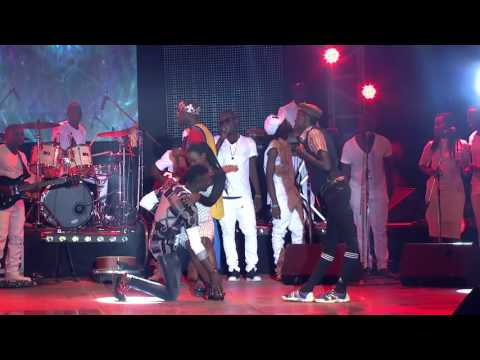 EDDY KENZO -  MARIA ROSA BEST EVER LIVE PERFORMANCE