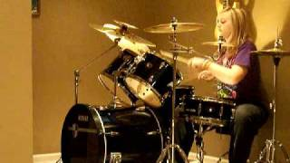 The Word's Best Friends Become Redefined Drum Cover