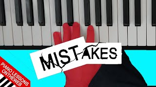 Beginner Mistakes That Are Slowing Down Your Piano Progress