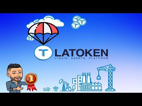 Receba ~R$30 Reais no Airdrop da Exchange Latoken (TitanCoin) . VAI PAGAR !