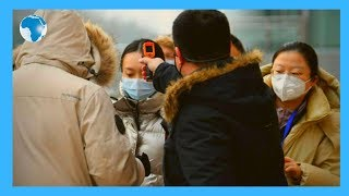 Foreigners prepare to flee as China virus toll tops 100 - VIDEO