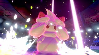 UK: Gigantamaxing Changes the Game in Pokémon Sword and Pokémon Shield! •️•️