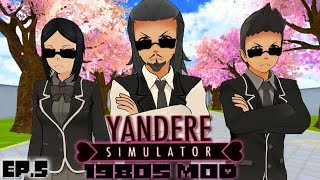Happy Mother's Day from THE YAKUZA | Yandere Simulator: 1980s Mode (MOD) | Part 5