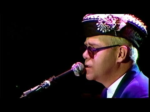 Elton John - I Guess That's Why They Call It The Blues - Tokyo 1988 [60 FPS]
