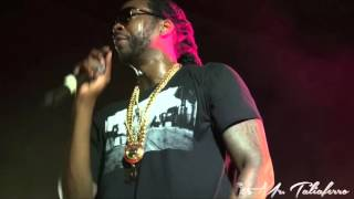 2Chainz (Live Performance) Birthday Song ft. Kanye West