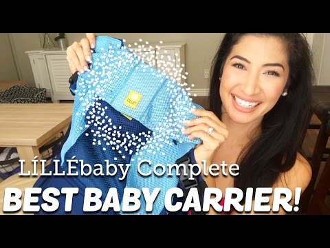 LILLEbaby Complete Airflow Review: BEST BABY CARRIER!
