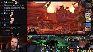 Asmongold Watches The feature that will DESTROY Classic WoW - Automated Right Click Reporting