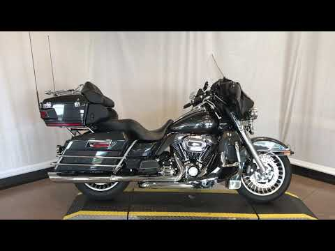 2009 Harley-Davidson® Electra Glide® Ultra Classic® FLHTCU