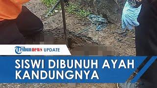 Siswi yang Tewas Digorong-gorong Dibunuh Ayahnya, Jasad Korban Sempat Dibonceng Keliling Naik Motor