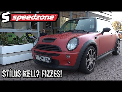 Speedzone-használt teszt: Mini Cooper S (2004): Stílus kell? Fizess!