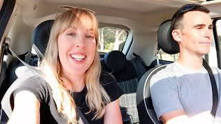 CAR RENTAL SICILY, ITALY - We're on Another Road Trip!