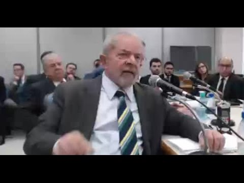 Lula a Moro: quem autorizou vazamento foi o senhor!