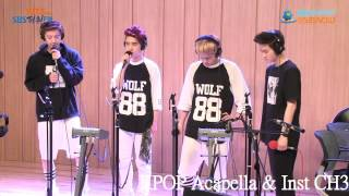 [Acapella] EXO-K - Baby Don't Cry (All Vocal Ver)