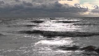Шторм на Финском заливе