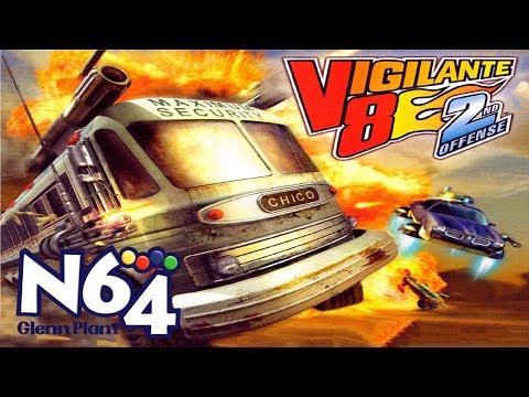 vigilante 8 nintendo 64 download