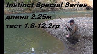 Катушка silver stream instinct special series
