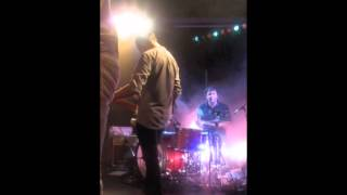 Divine Fits - Shivers (Spoon/Wolf Parade), The Echo, Los Angeles  09-04-2012