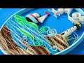 3D Boat quilling instruction