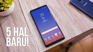 Samsung Galaxy Note 9: 5 Hal Baru Yang Bikin NGILER!