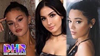 Selena Gomez RESPONDS To Plastic Surgery Rumors! - SSSniperwolf THREATENS Gabi DeMartino! (DHR)
