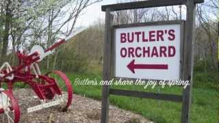 Butler's Orchard Welcomes Spring