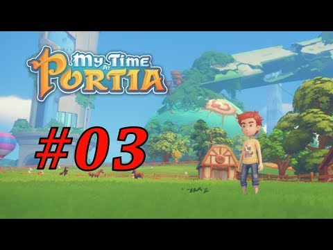 My Tima at Portia #03 | Nové hadry ^^ | CZ HD