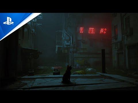流浪貓冒險新作《浪貓Stray》預計 2022 年初上架 Steam
