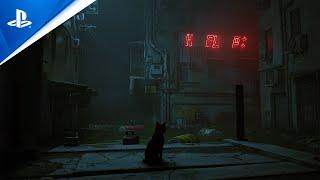 Stray - Gameplay Walkthrough | PS5, PS4