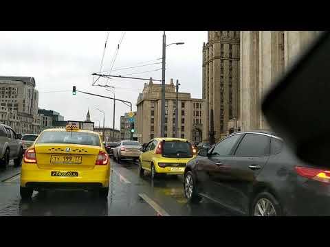 Шкода Октавия А7!!!  Яндекс Такси. 29-е апреля среда.  Что с работой в Москве?