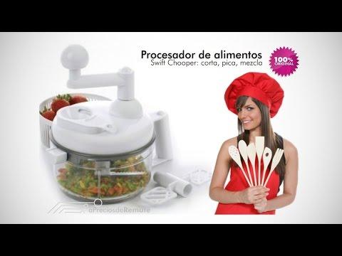 Procesador de alimentos Swift Chopper - aPreciosdeRemate