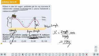 Eğitim Vadisi TYT Fizik 3.Föy Enerji 3 Konu Anlatım Videoları
