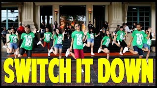 GOYANG PLAKA PLAKA | SWITCH IT DOWN CHALLENGE | TAKUPAZ DANCE CREW INDONESIA | TIK TOK