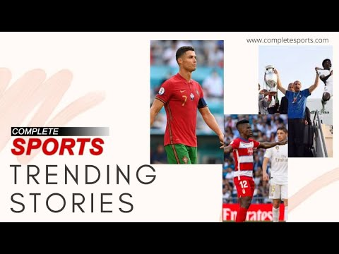 Trending On Complete Sports 14.07.2021