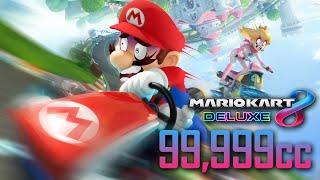 Mario Kart 8 Deluxe - 99,999cc Hack