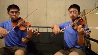 I See the Light (Tangled)―Mandy Moore Violin Cover