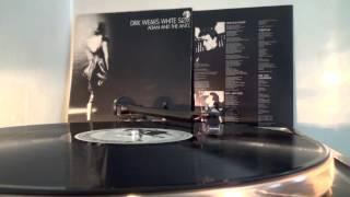 Adam and the Ants - Tabletalk - Vinyl - at440mla - Dirk Wears White Sox