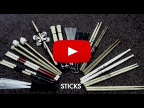 Schlagzeug Unterricht #7 Stöcker & Sticks