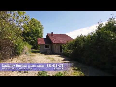 Video Prodej domu v osobním vlastnictví 150 m², Brandýsek