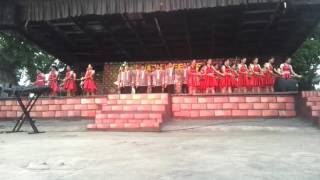 Christ in Us,Our Hope of Glory by Julie Anne San Jose performed by OLPA B.I. Chorale Group