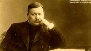 Glazunov - Waltz No. 2 op. 51