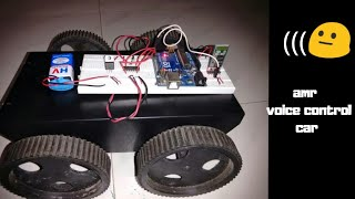 voice controlled car using arduino code pdf - 免费在线视频最