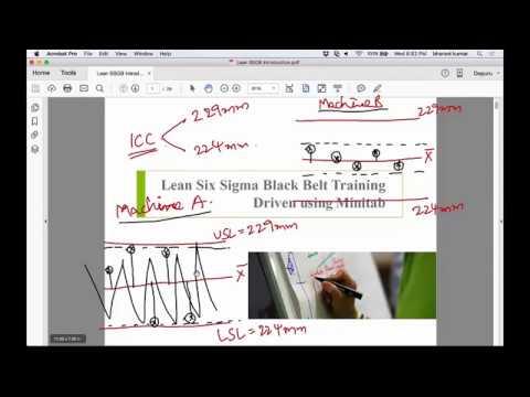 Six Sigma Tutorial 2018: Introduction to Lean Six Sigma Black Belt ...