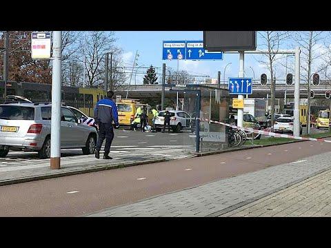 Πυροβολισμοί στην Ουτρέχτη: Τρεις νεκροί – Ανθρωποκυνηγητό για τον δράστη…