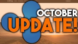HUGE OCTOBER UPDATE FOR RIPPLE (XRP)! WHAT TO EXPECT BY EOY!